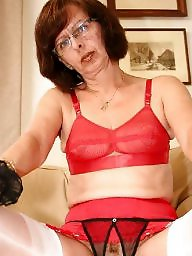 Stockings mature, Milf stocking