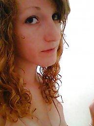 Self shot, Teen girls, Redhead amateur, Redhead teens