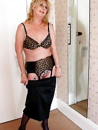 Granny, Granny stockings, Mature stockings, Grannies, Hotel, Mature stocking