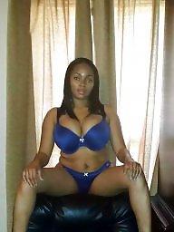 Ebony ass, Black tits
