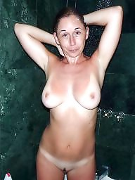 Holiday, Busty milf, Private, Milf boobs, Busty beach, Milf busty