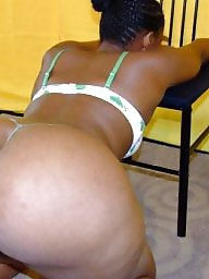 Ebony, Black, Black ass, Ebony ass, Amateur ass