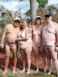 Nudist, Nudists, Bbw beach, Bbw amateur