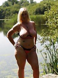 Bikini, Mature bikini, Mature nipple, Mature milfs