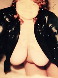 Leather, Big boobs, Blow job, Bbw boobs, Job, Blow