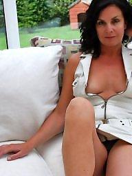 Mature stockings, Stockings, Voyeur mature, Milf stocking