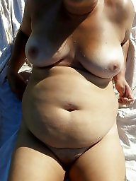 Clit, Bbw beach, Big clit, Bbw wife, Sexy wife, Wife beach