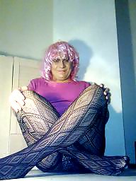 Tights, Transvestite