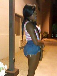 Ebony amateur, Black girls