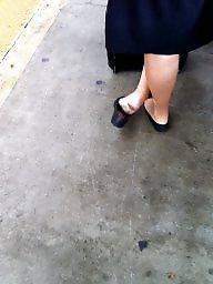 Feet, Training, Train station