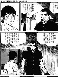 Comics, Japanese, Comic, Cartoon, Boys, Cartoon comics