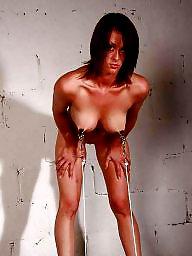 Torture, Slave, Mature slave, Mature bdsm, Slaves, Tit torture