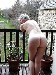 Granny outdoor, Mature outdoor, Outdoor, Grannies, Granny, Amateur mature
