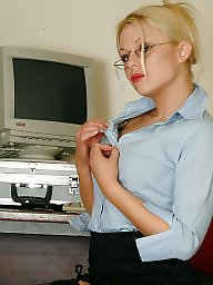 Office, Nylons, Lady, Ladies, Office ladys