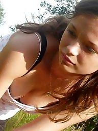 Young girl, Teens amateurs