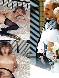 German, Housewife, German milf, Collage, Vintage amateur, German amateur