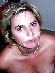 Facial, Milf facial