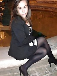 High heels, French, High girls