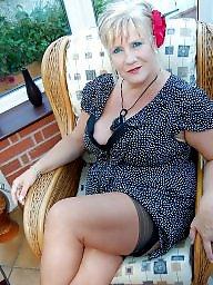 Mature stocking, Stockings, Stocking, Mature sexy