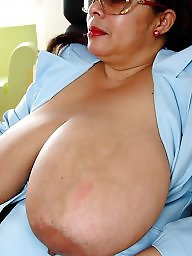 Bbw mature, Mature boob, Massive boobs