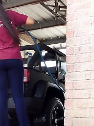 Ass, Teen, Car, Hidden, Teens, Cam