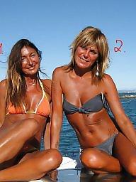Mature bikini, Bikini mature, Mature tits, Bikini milf, Mature bikinis