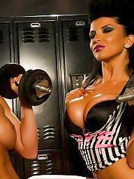 Lesbian, Nipples, Nipple, Fitness
