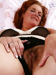 Pretty, Milf hairy