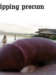 Cfnm, Public flashing, Public beach