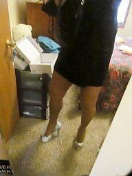 Pantyhose, Shoes, Shoe