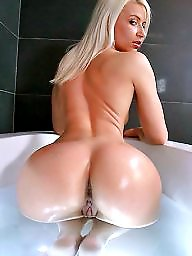 Facial, Wet, Cream, Oiled, Wetting