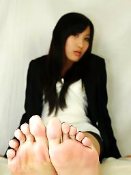 Feet, Mature feet, Asian mature, Dick, Asian milf, Mature asian