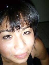 Creampie, Facial, Blowjob, Asian milf, Facials, Asian creampie