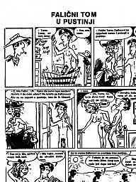 Vintage, Vintage cartoons, Funny cartoon