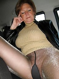 Mature pantyhose, Granny pantyhose, Mature, Granny stockings, Granny stocking, Pantyhose mature