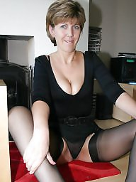 Uk mature, Mature stockings, Stockings mature, Halloween, Stocking mature