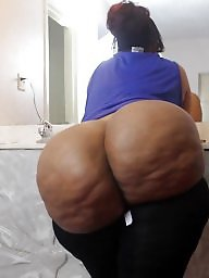 Thick, Thick ass, Amateur bbw ass