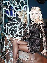 High heels, Leggings, Legs stockings, Dressing, Dresses