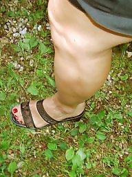 Feet, Stocking, Stocking feet
