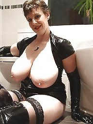 Latex, Leather, Pvc, My mom, Mature latex, Mature mix