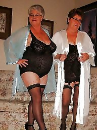 Girdle, Corset, Bbw girdle, Bbw stockings, Bbw stocking, A bra