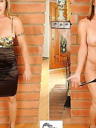 Dressed undressed, Mature dress, Dress, Undressed, Undress, Mature dressed