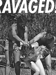Magazine, Group, Vintage sex, Vintage hairy, Magazines, Group sex