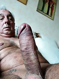 Big cock, Old man, Man, Big cocks