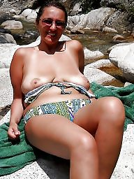 Granny stockings, Voyeur mature, Granny stocking