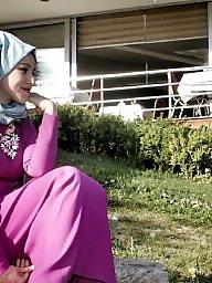 Turban, Turkish, Turkish hijab, Foot, Turkish feet, Hijab porn