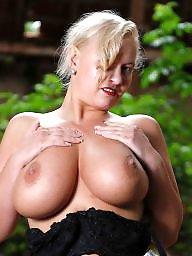 Blond, Blonde, Blonde mature, Mature blond, Blond mature, Mature boob