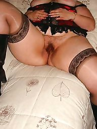 Spreading, Spread, Hairy bbw, Bbw stockings, Bbw spread, Bbw hairy