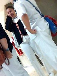 Nurse, Hidden cam, Nurses, Toes, Camel