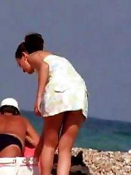 Spy, Voyeur beach, Beach voyeur